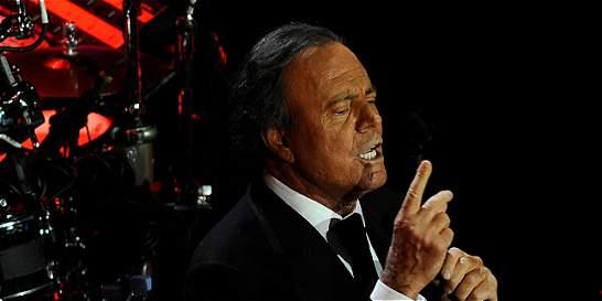 Julio Iglesias asegura que aún no ha escrito su canción favorita