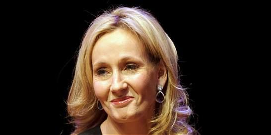 J.K. Rowling tiene escrita una parte de un nuevo libro infantil