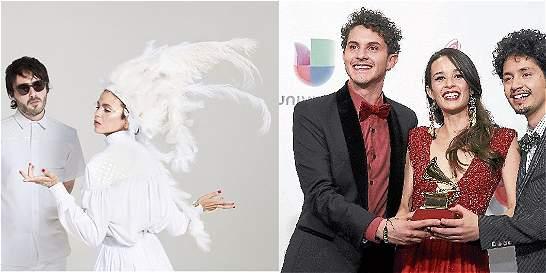 Bomba Estéreo y Monsieur Periné, nominados a los premios Grammy
