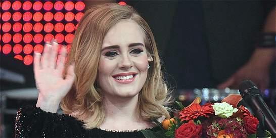 Adele está fuera de los Grammy pese a su exitoso presente musical