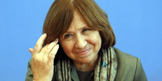 Svetlana Alexiévich, la gran historiadora del alma