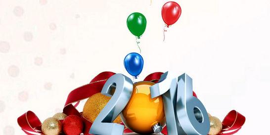 Despida el 2015 y dé la bienvenida al 2016 en grande