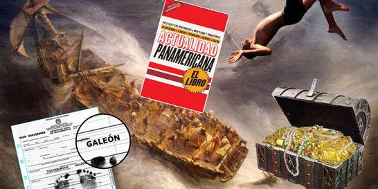 Actualidad Panamericana lanza libro...  y no es broma