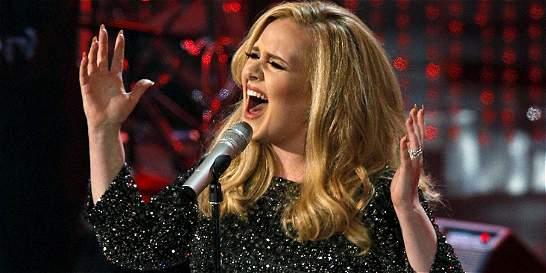 Nuevo álbum de Adele registra la mayor venta anual en EE. UU.