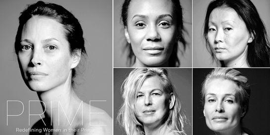 La plenitud de las mujeres sin Photoshop