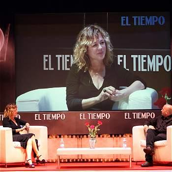 Emma Suárez en Cartagena: 'Más que una chica, una señora Almodóvar'