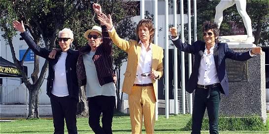 The Rolling Stones inicia en Chile su camino hacia Colombia