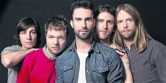 Maroon 5 compartirá noticias y anécdotas de su gira a través de Line