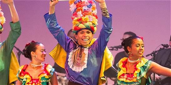 En Bogotá también se vive el Carnaval de Barranquilla