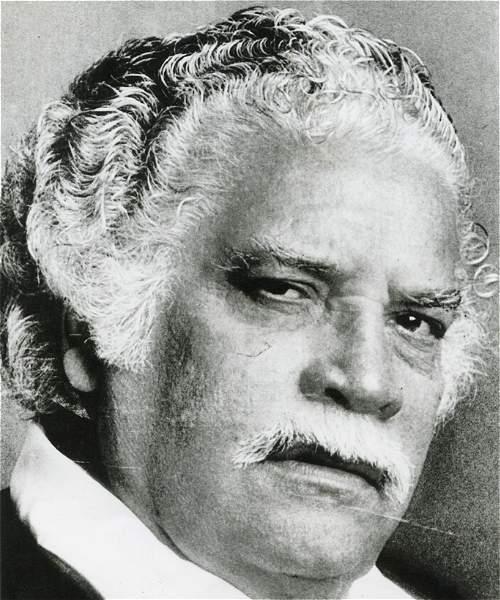 Perfil Del Cantante Puertorriqueno Daniel Santos Archivo