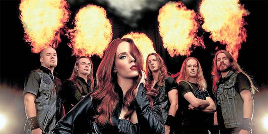 Una noche de metal sinfónico con Epica