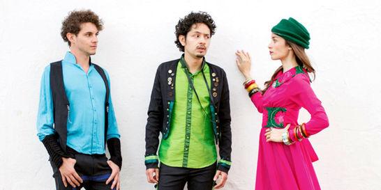 Monsieur Periné y Bomba Estéreo compiten por el Grammy