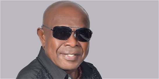 Wilson Manyoma Saoko, señor cantante de salsa