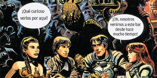 'Valérian', el cómic que habría inspirado 'Star Wars'