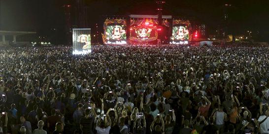 Los Rolling Stones saldaron una deuda con el rock en Cuba