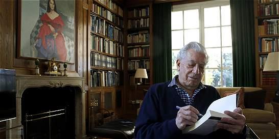 Vargas Llosa regaló 3.100 libros a Arequipa, su ciudad natal