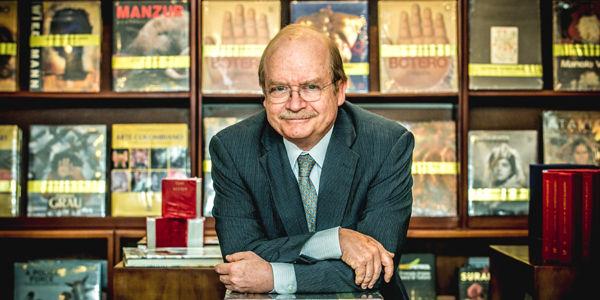Benjamín Villegas es presidente de la editorial Villegas Editores que fue fundada en 1986, en Bogotá.
