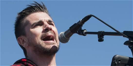Juanes cantará este jueves en la Universidad de Oxford