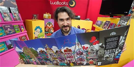 Silvio Rodríguez, en libro infantil