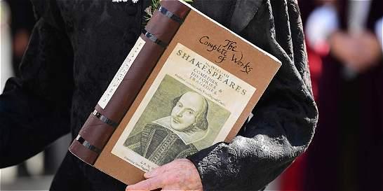 El mundo rinde tributo a Shakespeare en los 400 años de su muerte