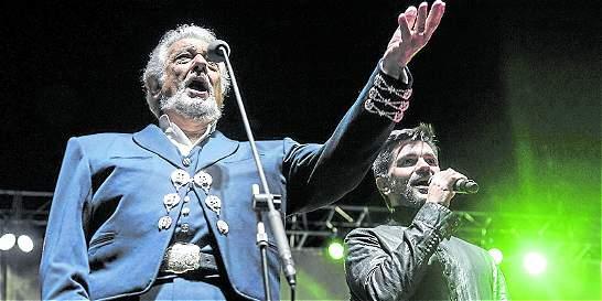 Juanes cantará en el tributo a Plácido Domingo