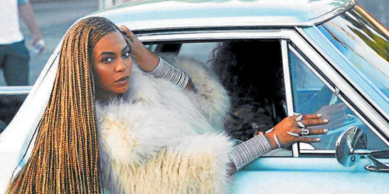 Beyoncé, en su faceta más política, experimental y dramática