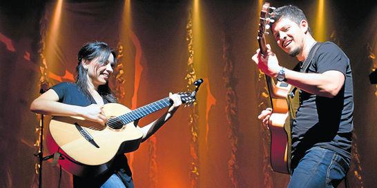 Rodrigo y Gabriela: guitarra latina con sabor a mundo