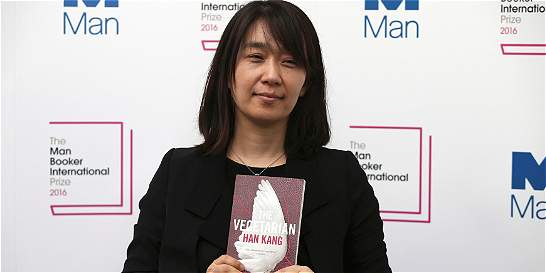 La surcoreana Han Kang gana el Man Booker Internacional