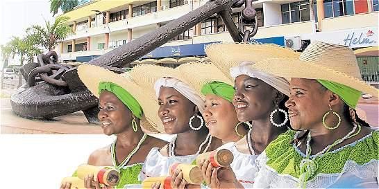 Ola Ventura: la bella cultura del puerto de mar, en Buenaventura