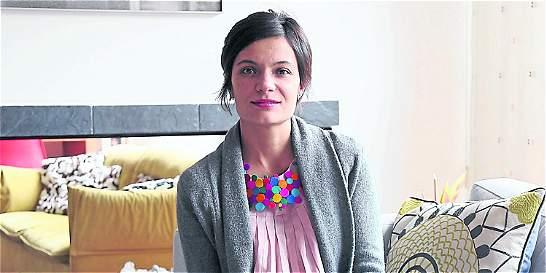 Colombiana Melba Escobar presenta su reciente novela en Madrid