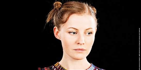 La cantante y actriz sueca Edda Magnasson se presenta hoy en Bogotá
