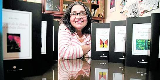 Quijotada de Luz Eugenia Sierra por la poesía colombiana