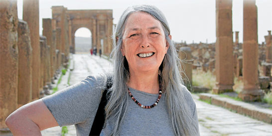 Mary Beard: la vida como un Don