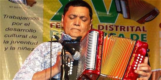 Julio Rojas, el rey vallenato que se despidió tocando