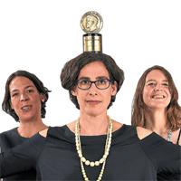Sarah Koenig, la mujer que puso de moda el 'podcast'