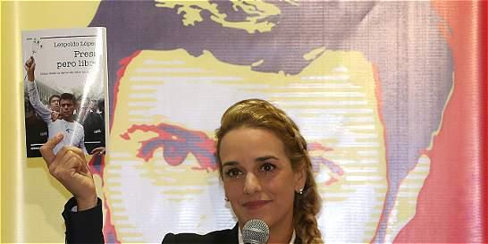 Preso pero libre, el libro de Leopoldo López se presentará en Caracas