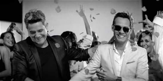 Escuche aquí la nueva canción de Alejandro Sanz y Marc Anthony