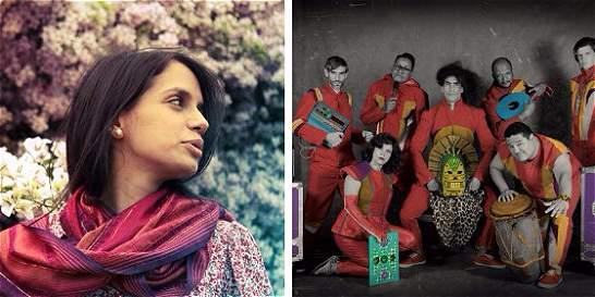 Systema Solar y María Cristina Plata estarán en el Sziget Festival