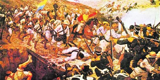 Bolívar, la liberación de la Nueva Granada y la batalla de Boyacá