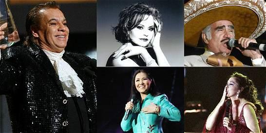 Los últimos y más recordados duetos en la carrera de Juan Gabriel