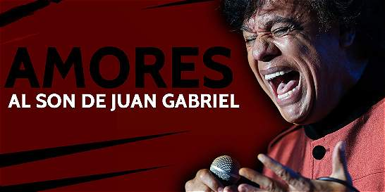 Juan Gabriel, la banda sonora de las historias de amor