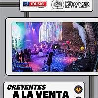 El Festival Estéreo Picnic 2017 ya tiene fechas