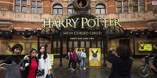 Este miércoles se lanza nuevo libro de Harry Potter en español