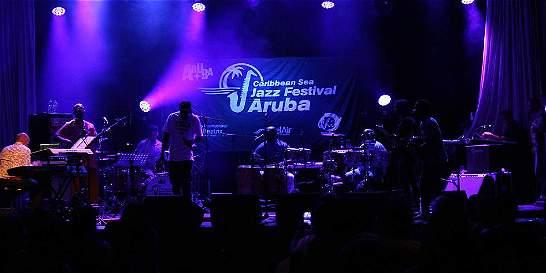 Caribbean Jazz Festival se tomó Aruba