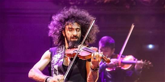 Ara Malikian, el 'roquero' de la música clásica