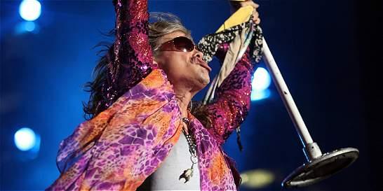 Estas son las canciones que tocaría Aerosmith en Bogotá