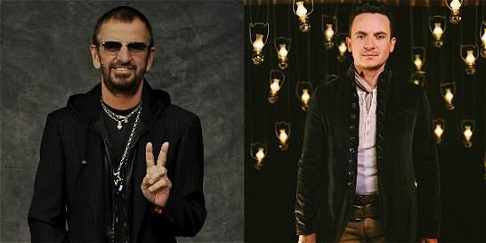 Ringo Starr y Fonseca se unen para cantar el himno de la paz