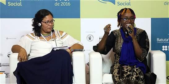 Ruanda y el Pacífico colombiano se unieron en una charla desde el arte