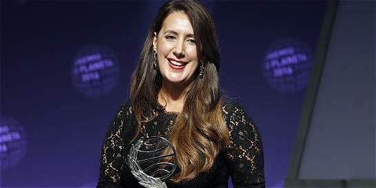 Dolores Redondo se alzó con el Premio Planeta