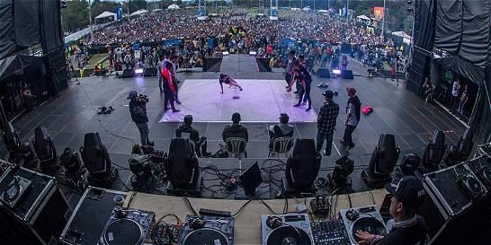 Hip Hop al Parque cumple 20 años